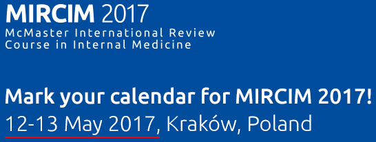 McMaster International Review Course in Internal Medicine
